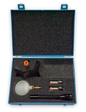 windshield inspection kit