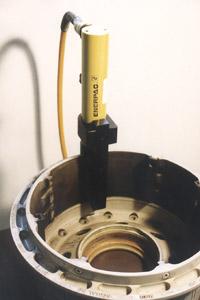aircraft drive block puller