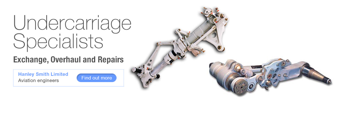 aircraft undercarriage repair